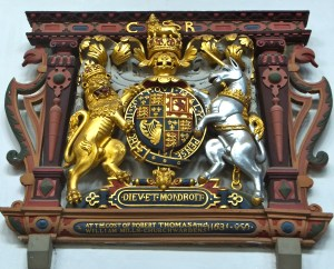 stcuthbert'scoatofarms