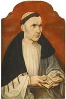 german-school-(16)-portrait-of-an-augustinian-canon-wearing-a-black-almuce