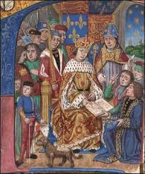 henry vii receiving book