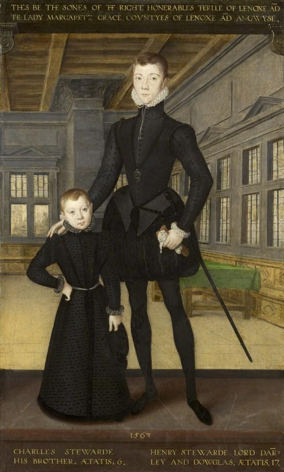 Hans_Eworth_Henry_Stuart_Lord_Darnley_and_Lord_Charles_Stuart