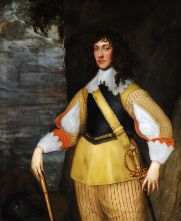 Colonel, Lord Charles Cavendish (1620-1643)by British (English) School