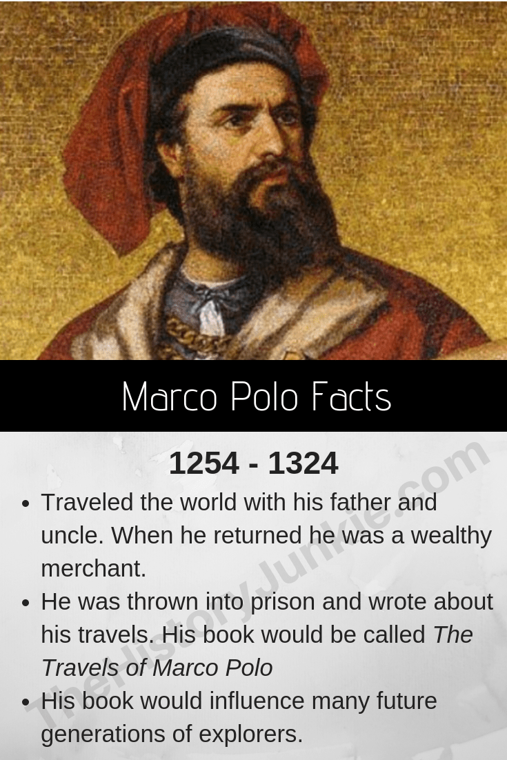 marco polo facts  biography  timeline