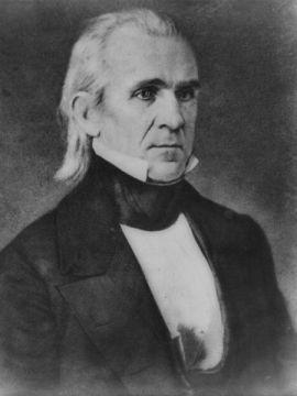 President James Polk Facts