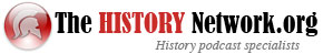 History podcast specialists