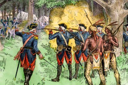 2401 Fort Necessity and the Battle of Jumonville Glen