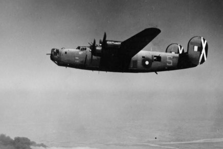 RAF Liberators Over Burma: Flying with 159 Squadron