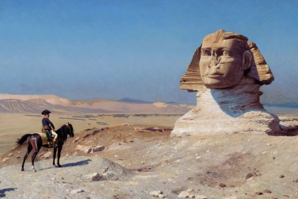 2503 The French Campaign in Egypt and Syria 1798-1801, pt1