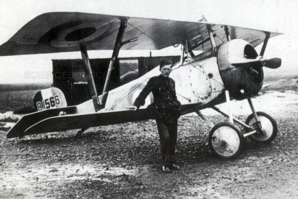 2507 William 'Billy' Bishop pt.1