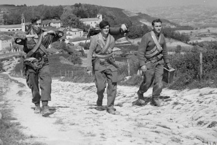 The SAS in Italy, 1943-45