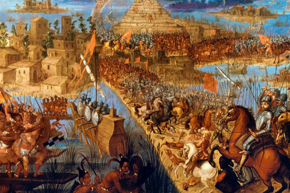 The Spanish invasion and conquest of Mexico, 1519-1521 – part 2