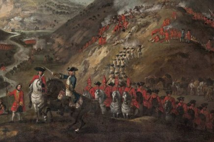 2609 – The Battle of Glen Shiel