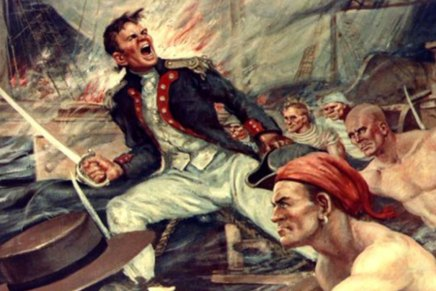2610 – John Paul Jones: The American War of Independence comes to Britain