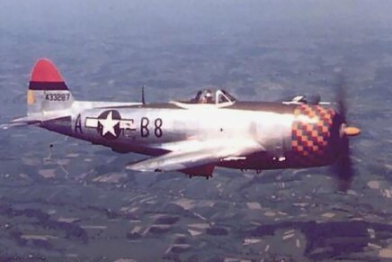 The P-47 Thunderbolt and 362nd Fighter Group