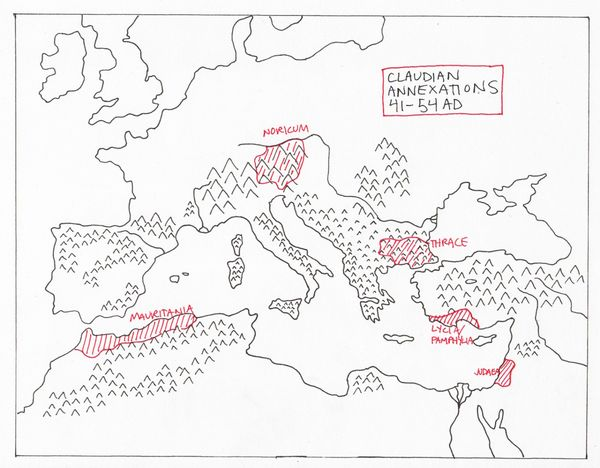 The History of Rome: 63- A Farewell to Claudius