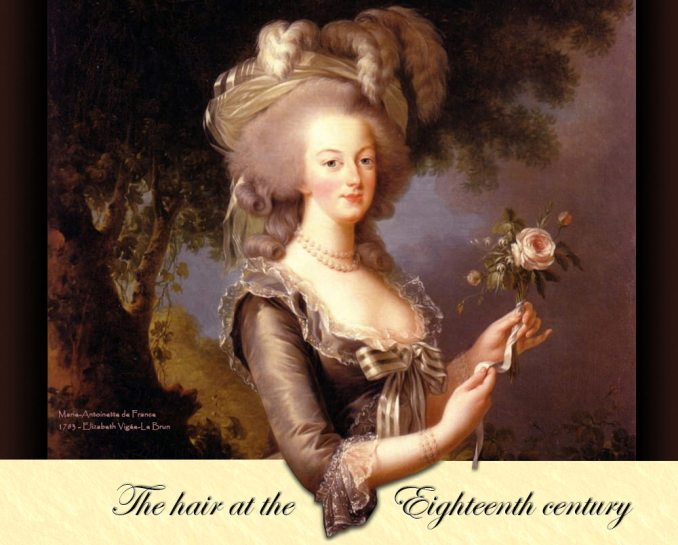 the hair at the 18th century - revolution, titles, and titlemax