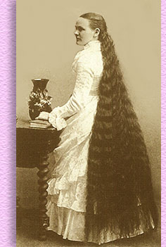The Hair At The Nineteenth Century