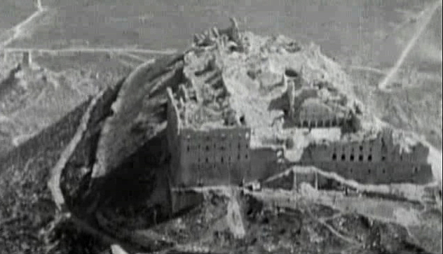 The Battle of Monte Cassino  Still crazy after all these