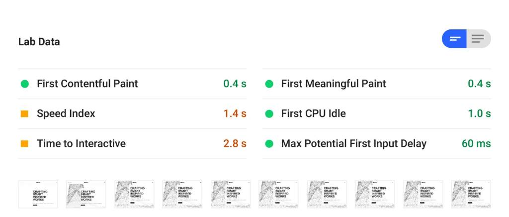 redhoney-ux-pagespeed-insight