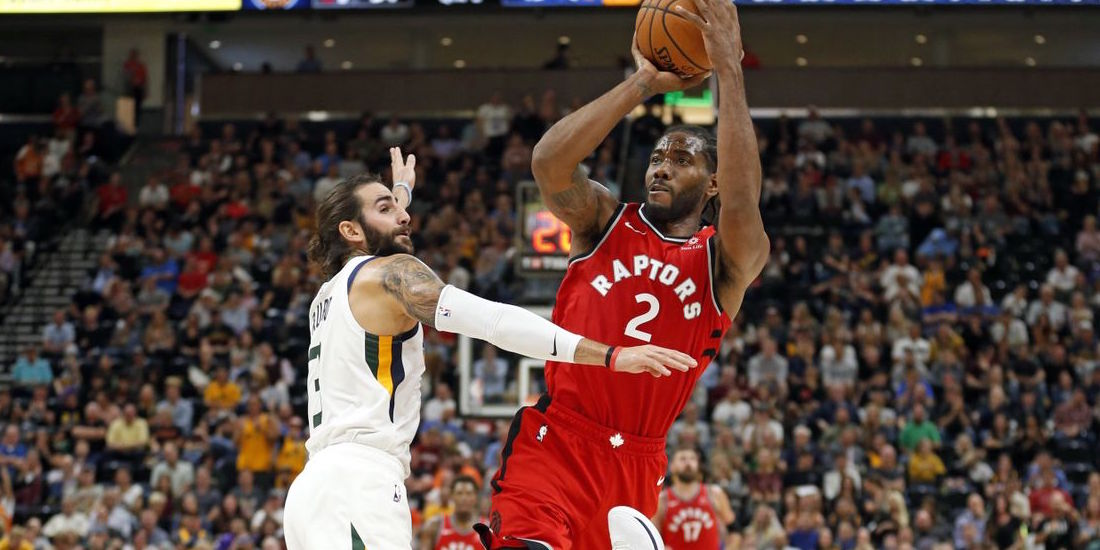 5 Reasons to Hope: Jazz vs Raptors