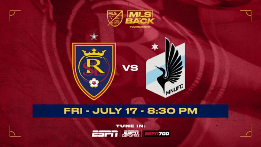MLS Preview: Real Salt Lake vs Minnesota United FC