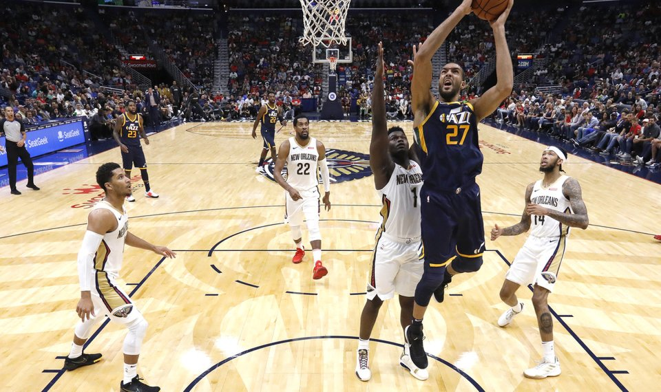 "Utah Jazz Enter ""The Most Magical Place on Earth"" During a Not-So Magical Time"