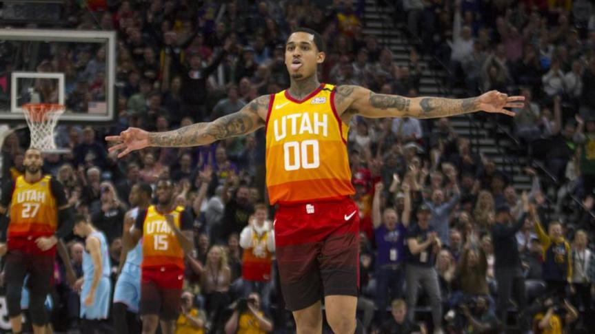 Jordan Clarkson needs to be great for a Jazz win