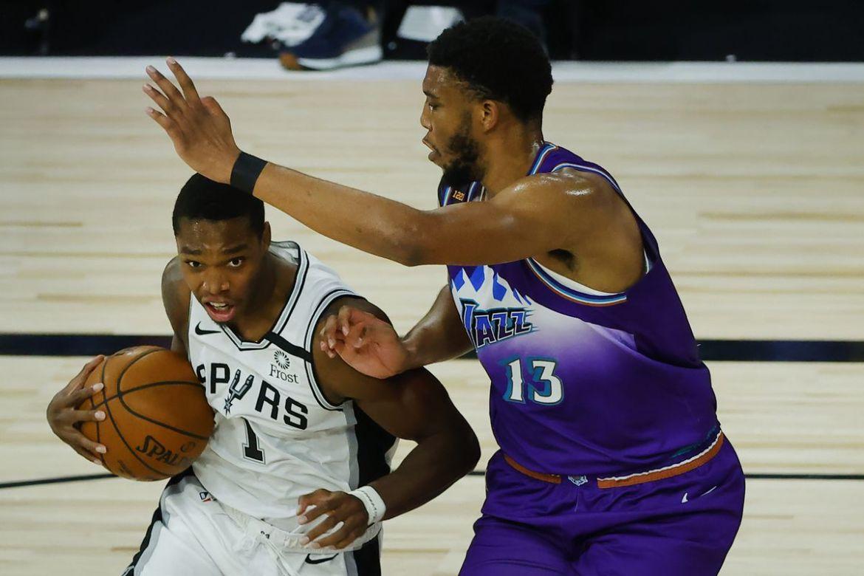 Jazz Recap: Utah Bench Puts Up Fight For Spurs