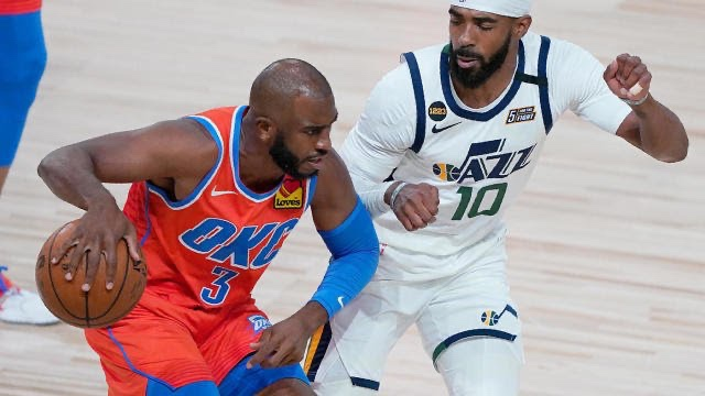 Jazz Recap: Thunder take advantage of slow start from Utah