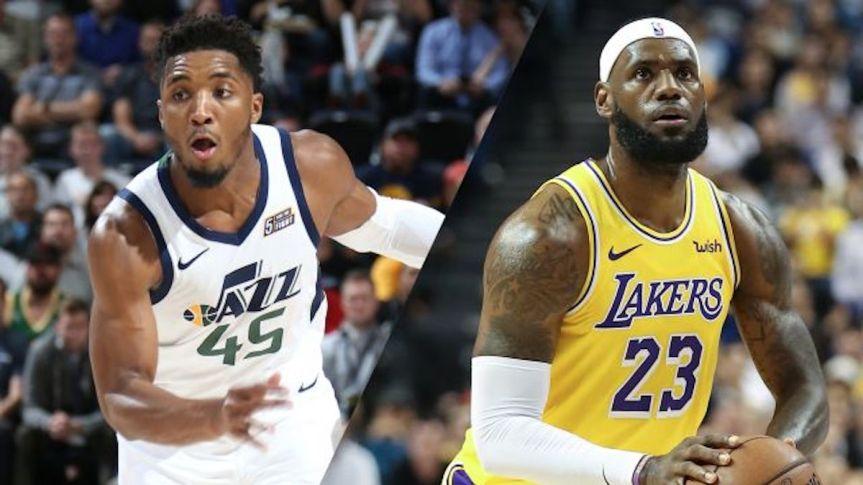Jazz Notes: Previewing Utah Jazz vs. Los Angeles Lakers