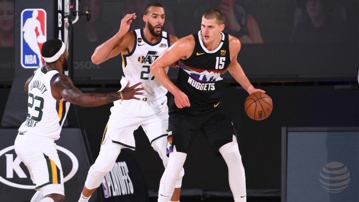 Jazz Recap: Nuggets fight back for the win, force game six