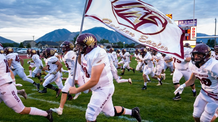 Bonus: Golden Eagles stop Spartans from spoiling Homecoming Celebration