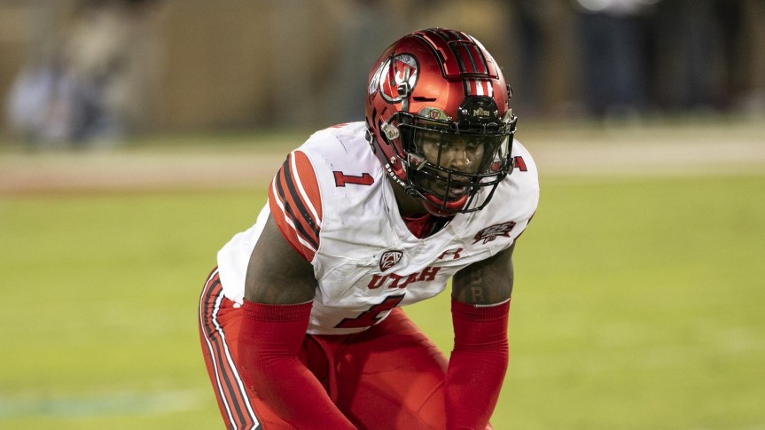 Jaylon Johnson: Most impressive Ute of Rookie Class