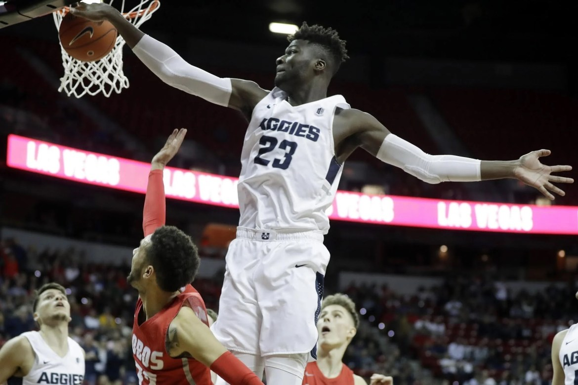 Utah State Basketball Season Preview