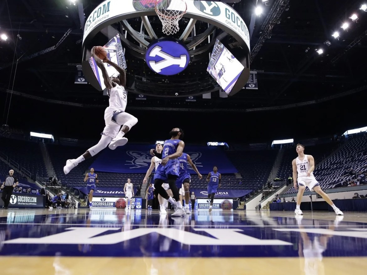 BYU vs UVU: Crosstown Clash