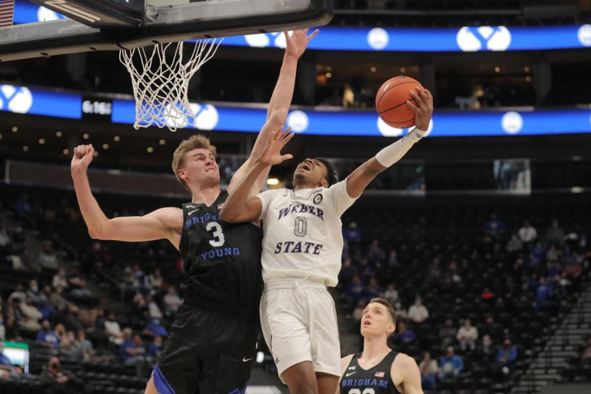 Weber State Basketball: Portland, Portland, and BYU