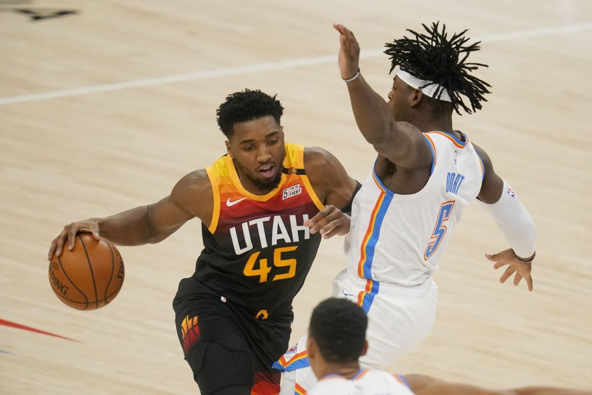 Why the Utah Jazz are ready to shoot the lights out in 2020-2021 season