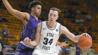3 USU Basketball players that are poised to have a great year
