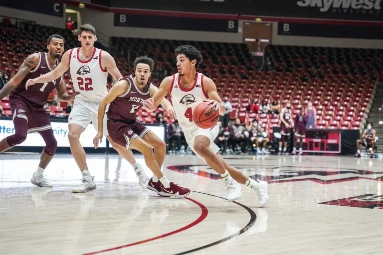 SUU vs Dixie State: Battle for the King of the South