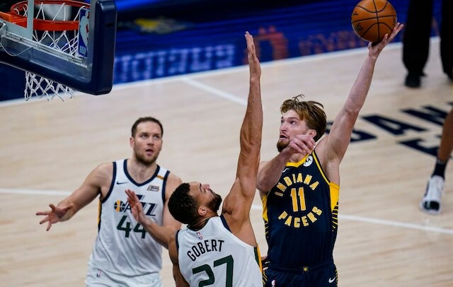 Game Recap: Jazz finish with Super win over the Pacers