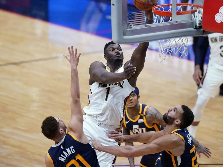 Game Recap: Jazz Comeback Attempt falls just short vs the Pelicans