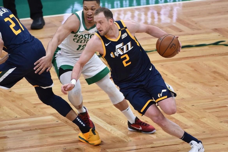 Game Recap: Jazz bounce back in Road Win over the Boston Celtics