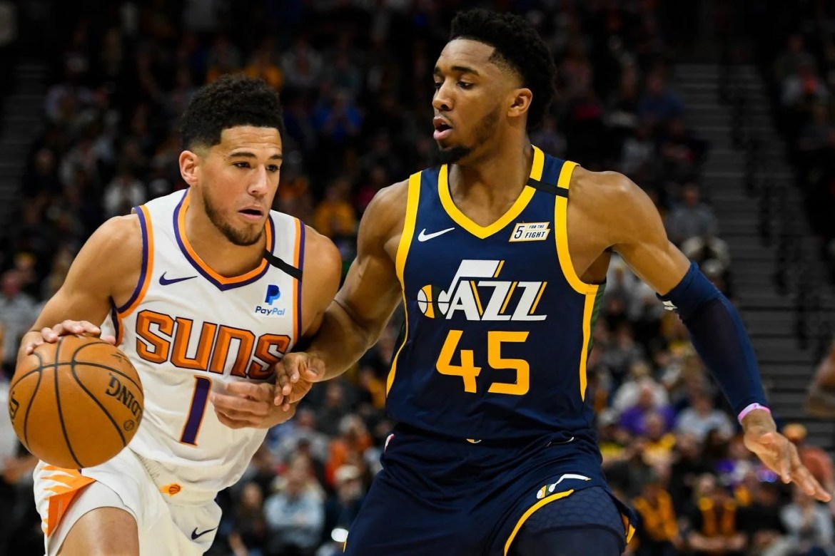 Game Preview: Jazz vs Suns