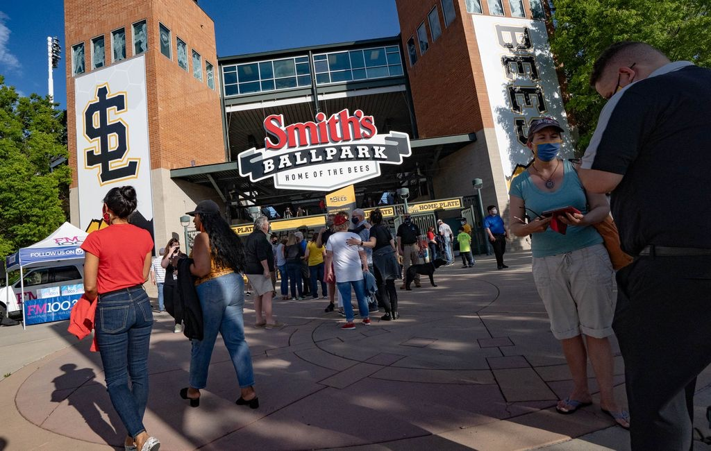 Salt Lake Bees rally but come up short in season opener