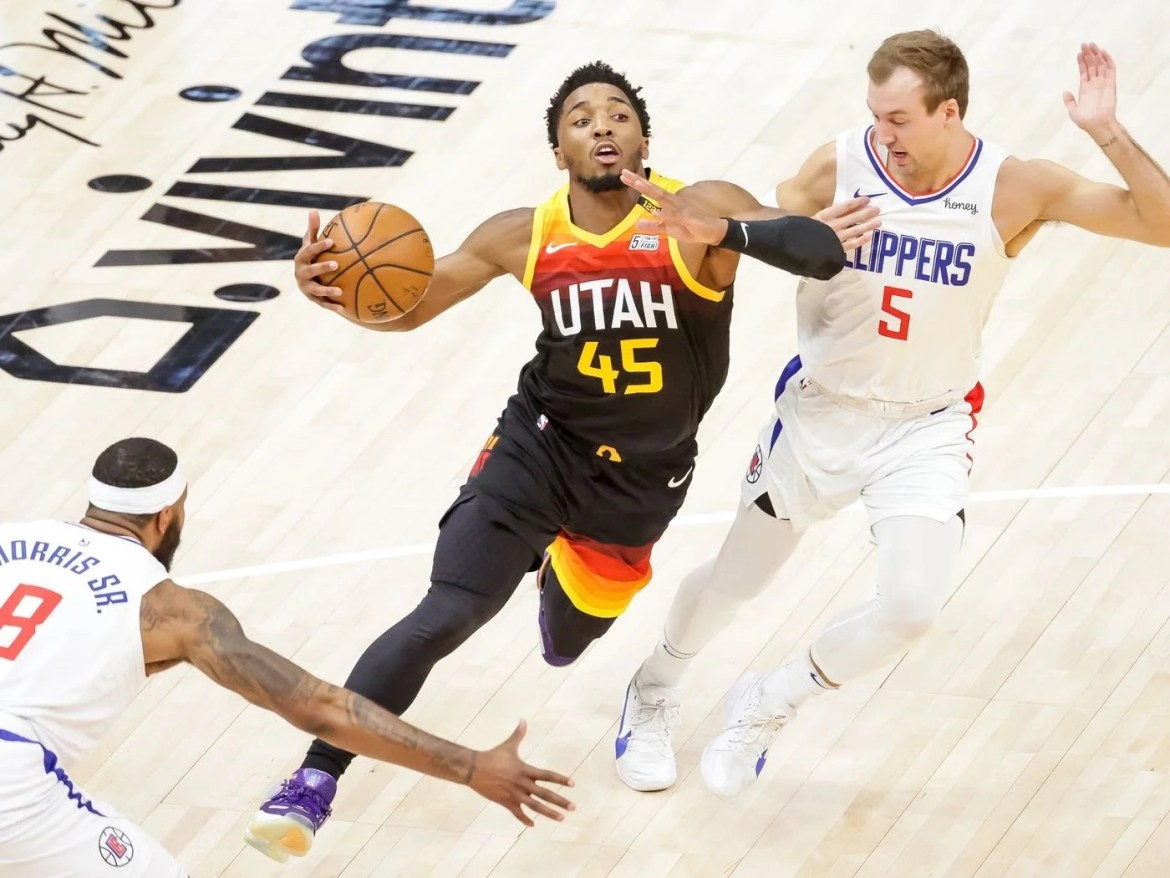 Playoff Push: Utah Jazz Rally in Game 1 win over Clippers