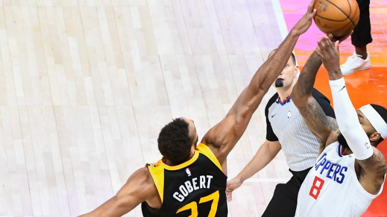 Rudy Gobert: Three Time Defensive Player of the Year