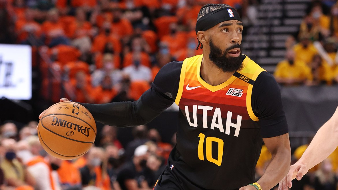 Mike Conley and Jazz agree to Deal