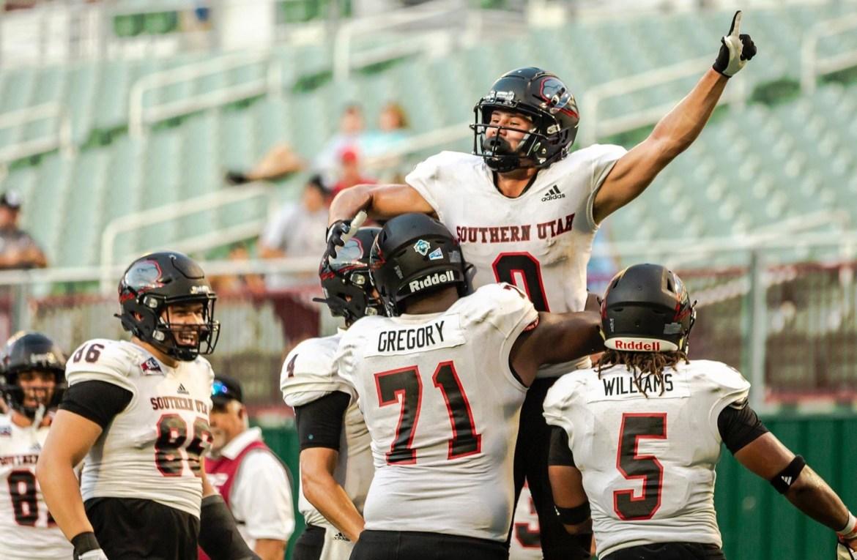 SUU Football Rewind: Thunderbirds Grind out win over Tarleton State