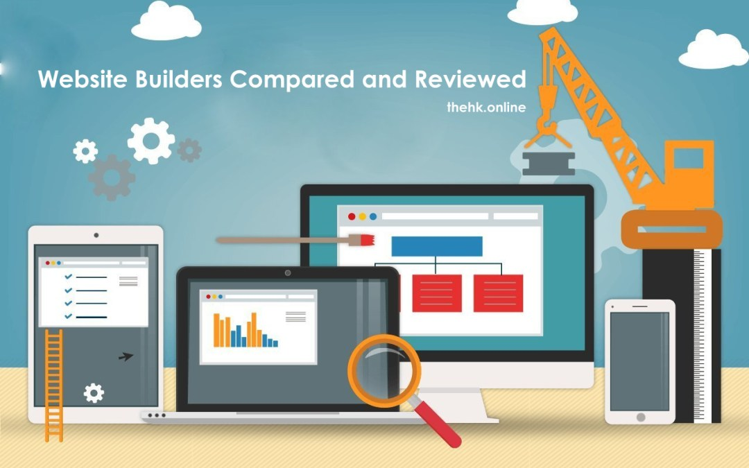10 Best Website Builders Reviewed | Guide to Choose Your Website Builder