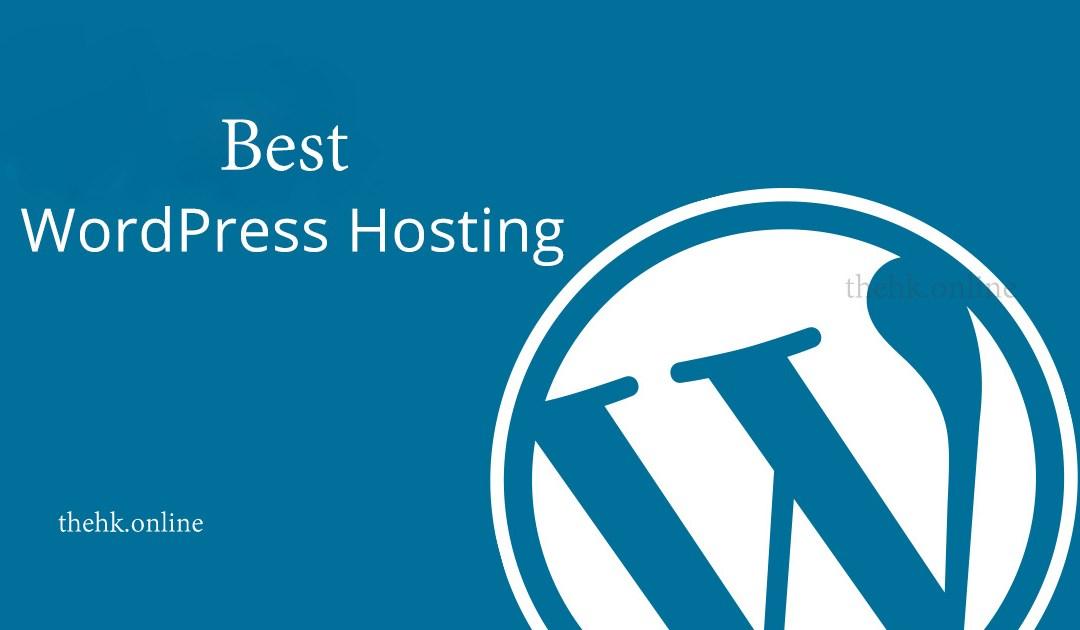 Best WordPress Hosting Providers | Uptime, Speed and Performance