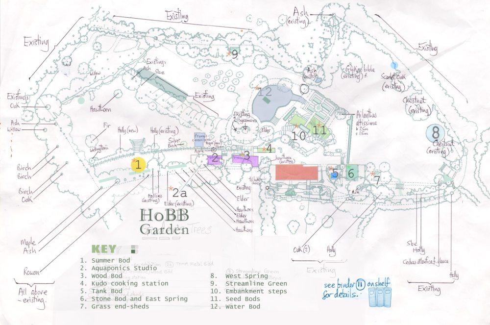 medium resolution of original garden plan